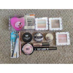 BNIB bundle of affordable makeup